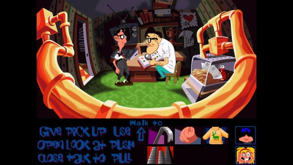 Day of the Tentacle remastered 2