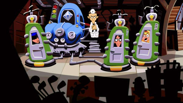 Day of the Tentacle remastered 3