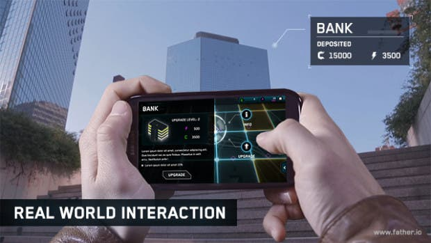 FatherIO Real World Interaction