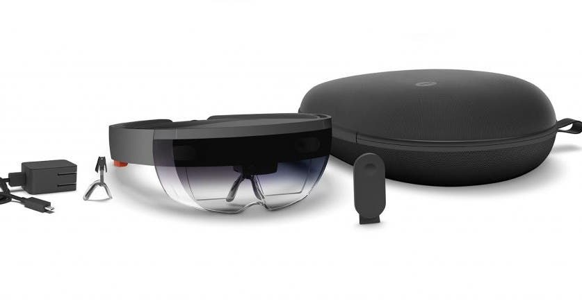HoloLens Developer Kit Lieferumfang
