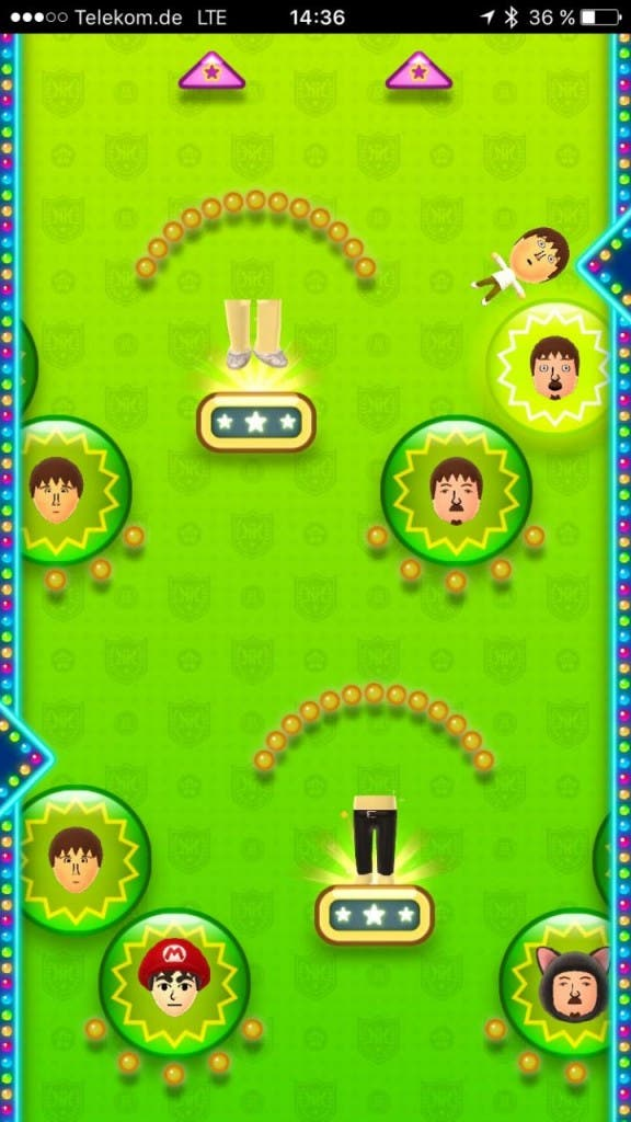 Miitomo Screenshot Pachinko