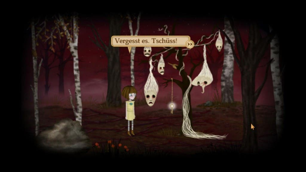 Screenshot Fran Bow