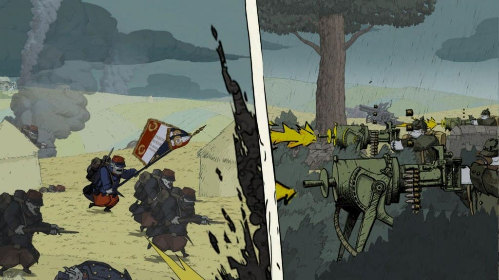 Screenshot Valiant Hearts