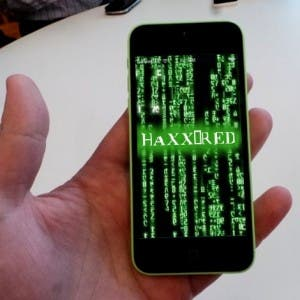 iPhone 5c hacked
