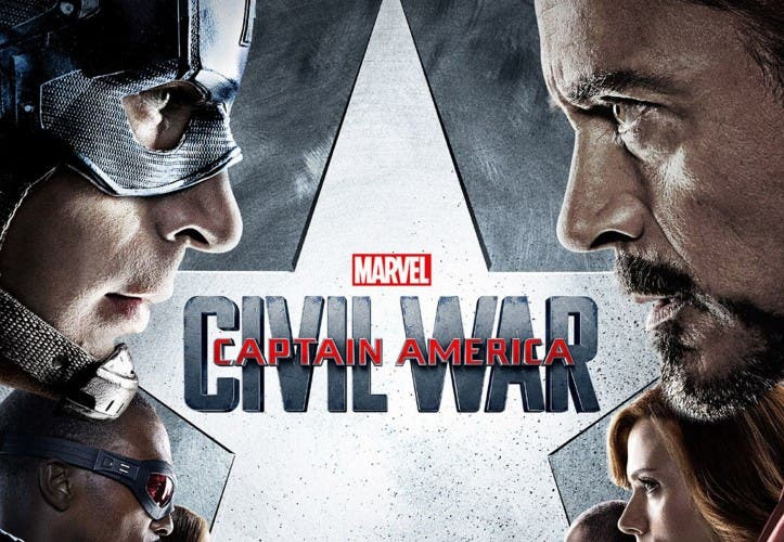 Captain America: Civil War – Trailer (MTV Movie Awards)