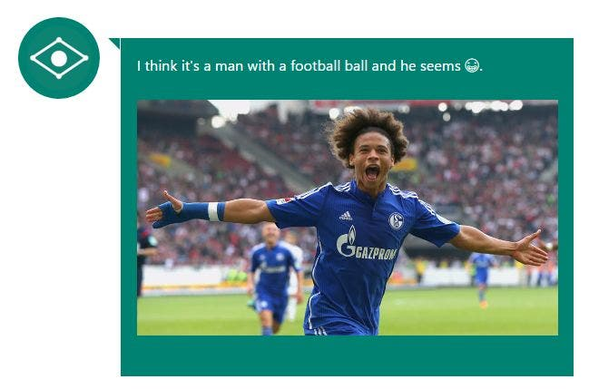 Captionbot Schalke