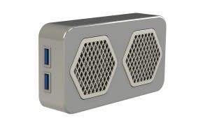 Lifepack-Solarbank-speakers-standard-colour-grey