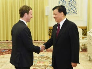 Mark-Zuckerberg-Liu-Yunshan-China