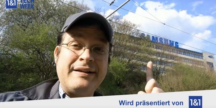 1&1 Techweek #13 – HTC 10, Virtual Reality, Techblogger unterwegs