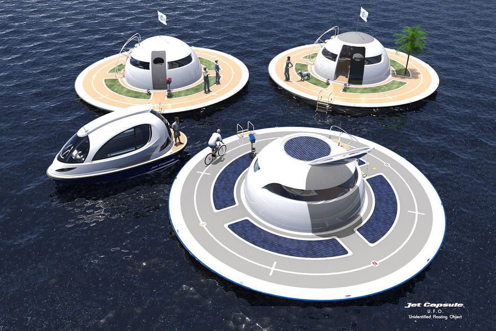 jet-capsule-ufos siedlung