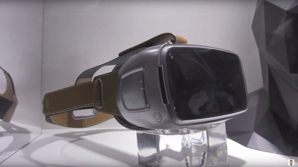 ASUS Virtual Reality Brille 01