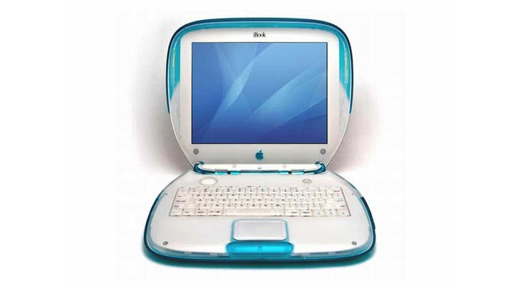 Apple-iBook