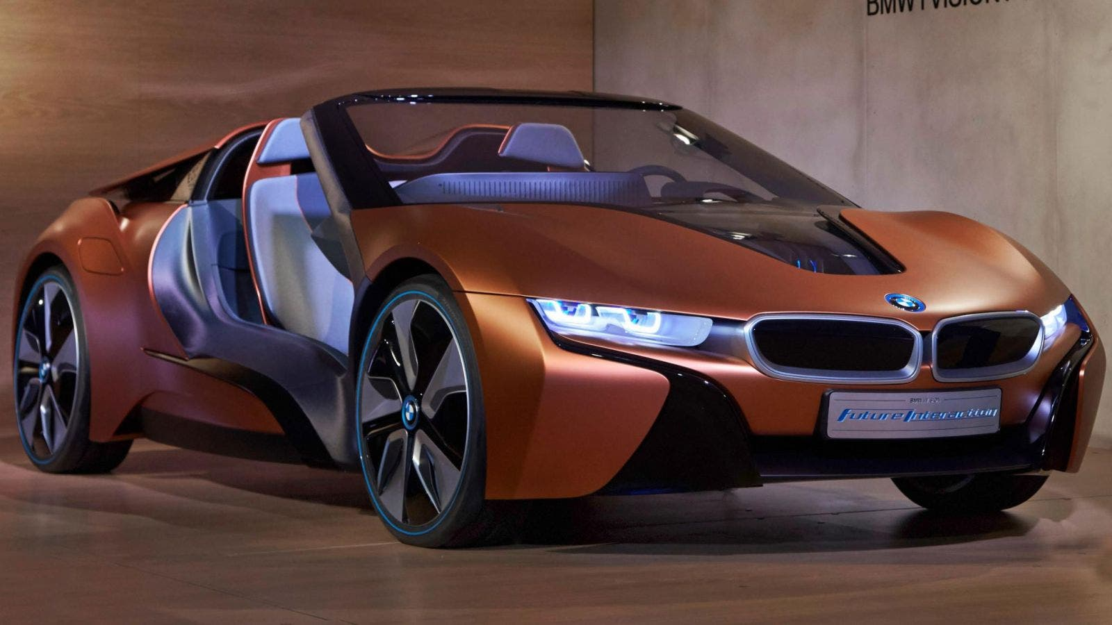 Bmw I8 Roadster Kommt 2018 I Next 2021