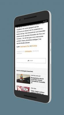 Facebook Instant Articles Mobile Geeks 2