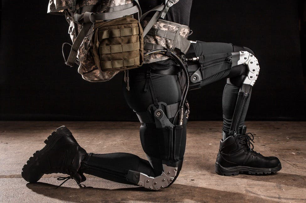 Soft Robotic Exosuit