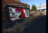 Graffiti Simulator für Virtual Reality Sprayer