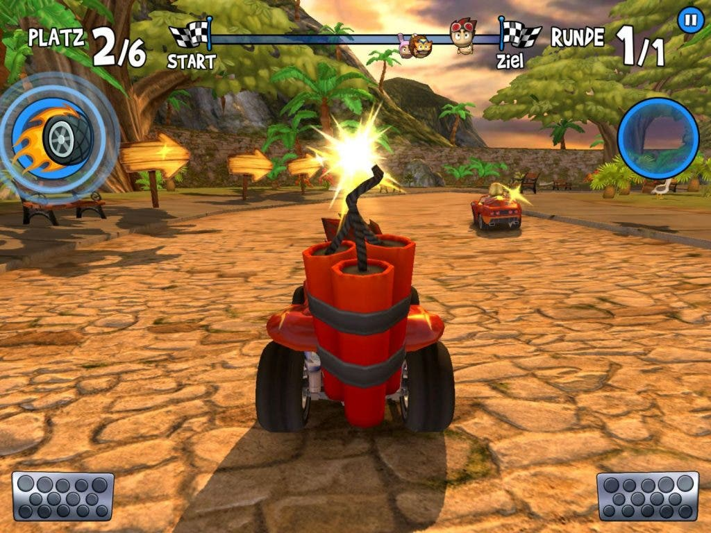 Beachbuggy Racing Screenshot