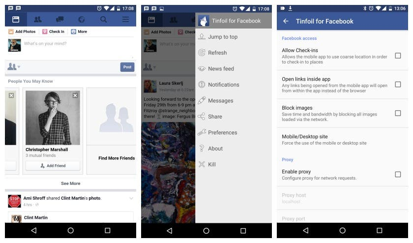 Tinfoil-for-Facebook-main-nav-preferences