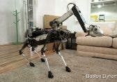 Boston Dynamics Spot Mini Roboter