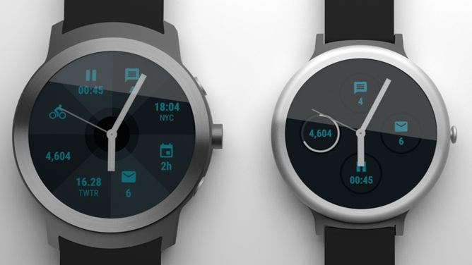 Google Smartwatch 2
