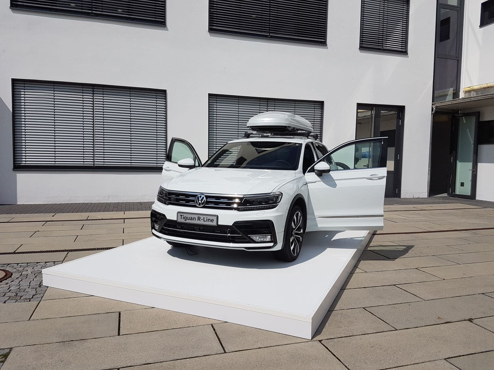 VW Tiguan Tech Days (1)