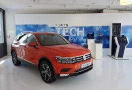 VW Tiguan Tech Days (2)