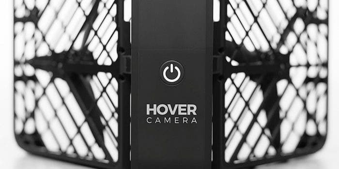 Hover Camera – SO macht man Selfies!