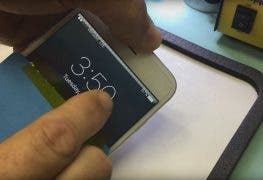Apple iPhone 6 Plus Display Fehler