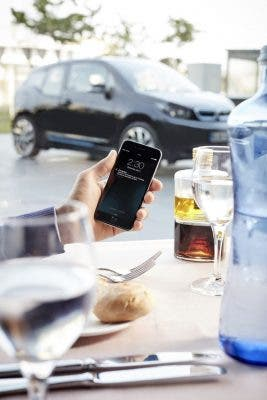 BMW Connected Smartphone