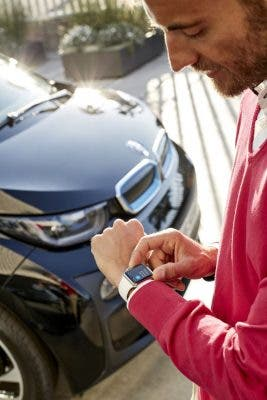BMW Connected Smart Watch