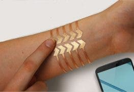 DuoSkin-metallic-tattoos-to-control-your-smartphone