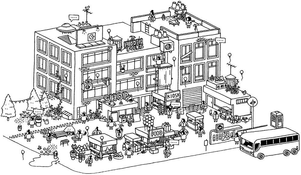Hidden Folks Banner Screenshot 02