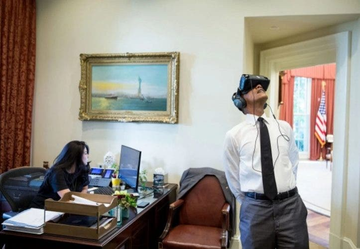 Nationalparks: Virtual Reality Projekt mit Barack Obama