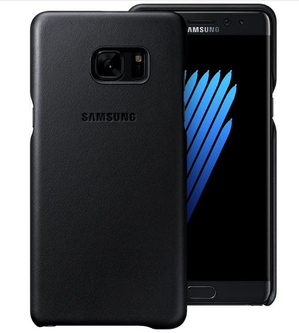 Samsung Galaxy Note7 Leder Cover