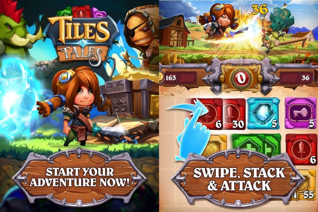Tiles & Tales Screenshot