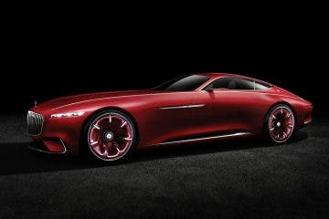 Vision Mercedes-Maybach 6 14