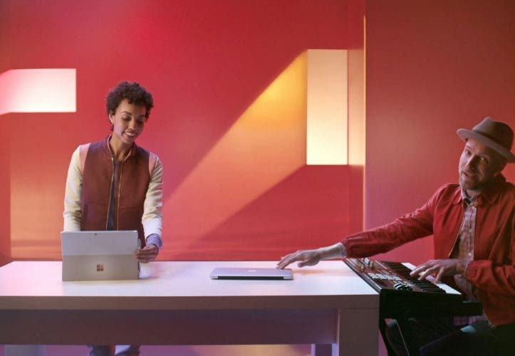 Microsoft basht Apple Macbook im Surface-Werbespot
