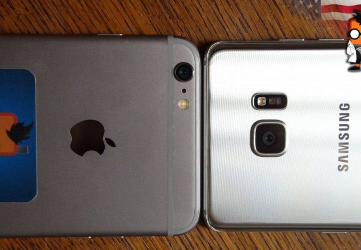 Samsung Galaxy Note7, Apple iPhone 6s Plus & 6 Plus im Vergleich