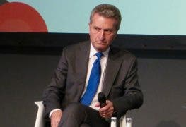 Guenther Oettinger - 1