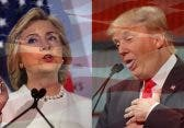TV-Duell Clinton vs Trump: Livestreams der Debatte zur US-Wahl 2016