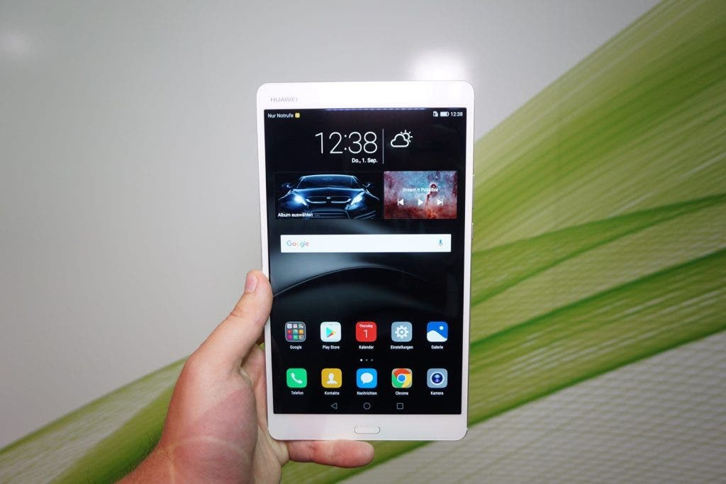Huawei MediaPad M3 Hands On1