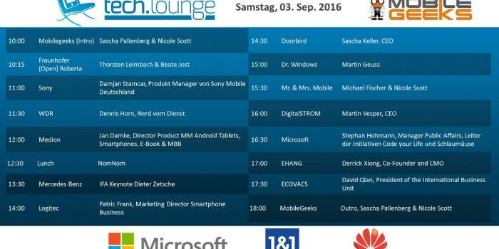 IFA_Techlounge_20160903_VERSION2_Timetable