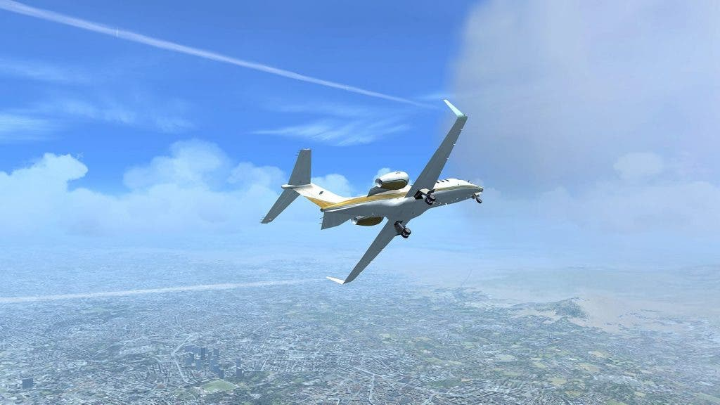 Microsoft Flight Simulator X Screenshot