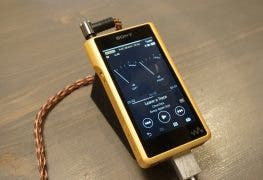 Sony NW-WM1Z: Goldener Walkman für über 3 000 Euro im Hands on-Video