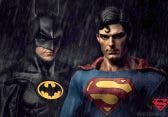 Batman v Superman – mit Michael Keaton und Christopher Reeve