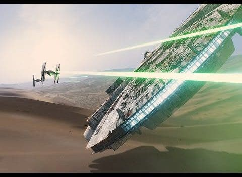 Star Wars: The Force Awakens – Blick hinter die VFX-Kulissen