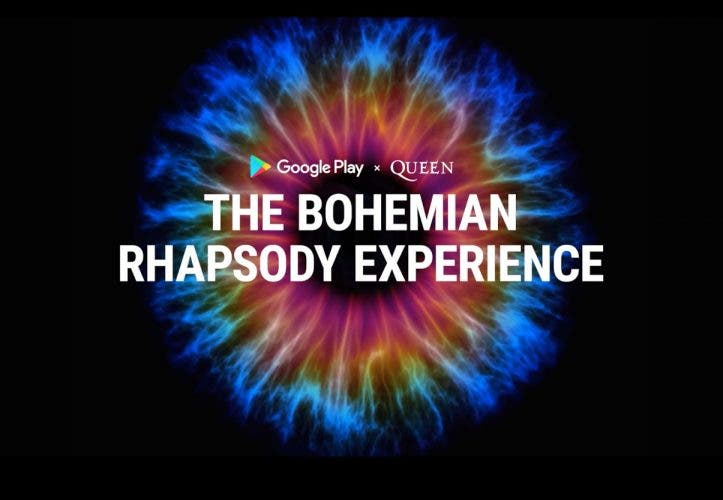 """Bohemian Rhapsody"" von Queen als Virtual Reality Video"