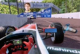 Formel E: Renn-Highlights in der Virtual Reality genießen