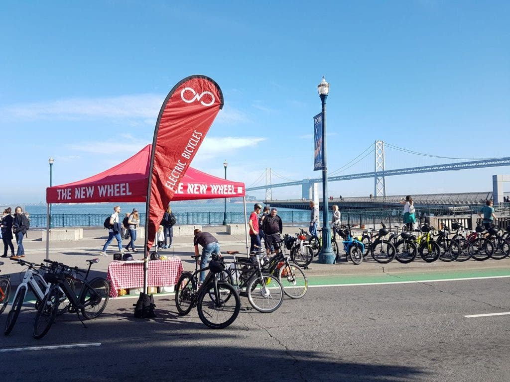 Bosch e-Bike tour