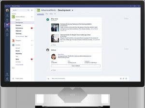 Microsoft Teams - Desktop